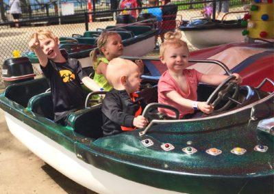 Kiddie Boats
